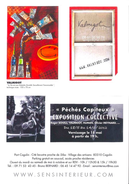FLYER PECHES CAPITEUX